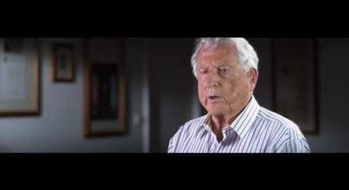 2012 ATSE Clunies Ross Lifetime Achievement Award: Sir William Tyree Kt OBE FTSE