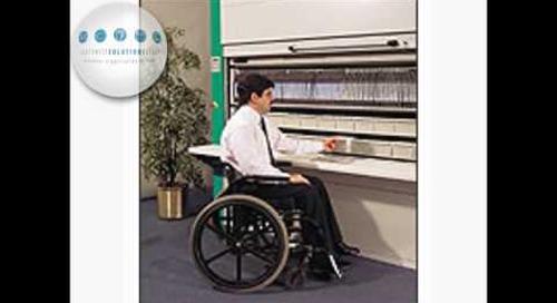 Kardex Lektriever | Vertical File Cabinet | Powered Filing Carousels | Remstar Mediastation