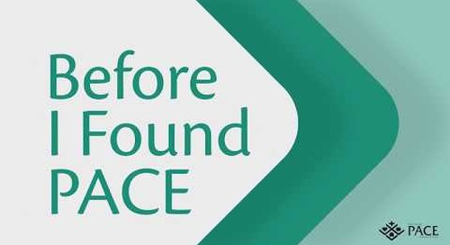 Before I Found PACE (Cherokee Ronald Hanz)