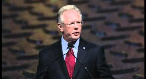 Opening Speech of  Newton B. Jones, International President