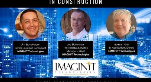 Festival of BIM: Mitigating Risk in Construction Panel