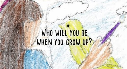 """Just Imagine asks kids: """"Who will you be when you grow up?"""""""