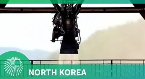 North Korea's national security policy and weapons development