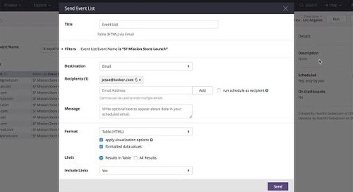 Looker Action Hub: Simplify Your Workflow