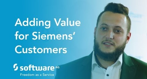 Adding Value for Siemens' Customers