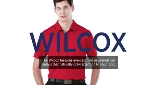Wilcox Short Sleeve Polo