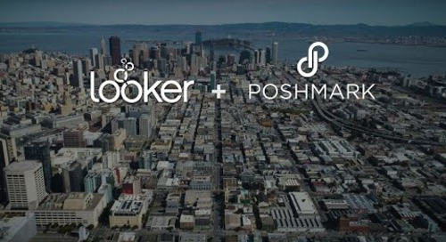 Poshmark + Looker: Identifying Trends, Shopping Preferences, and More