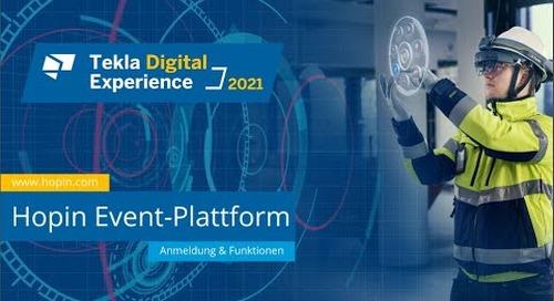 Tekla Digital Experience | Getting Started