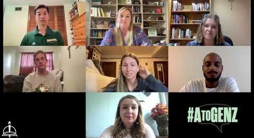 A to (Gen) Z: Christians Learning from the Digital Generation