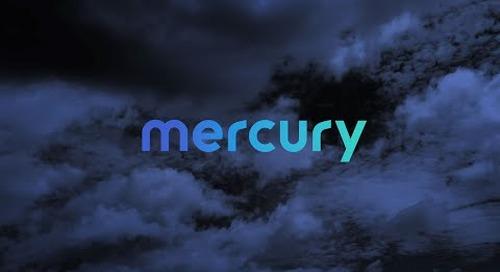 Video:  Mercury PILLARS