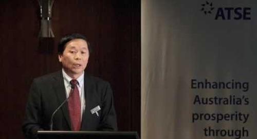 ATSE 2016 New Fellow: Hong Hao FTSE