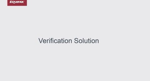 Verification Implementation Overview