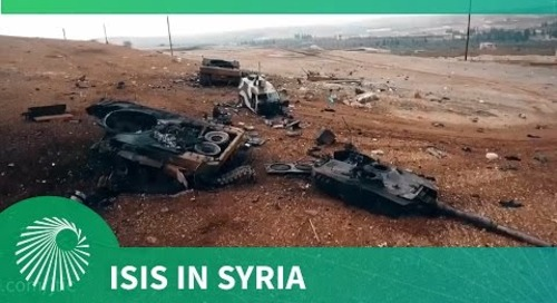Islamic State video reveals Turkish defeat in Syria