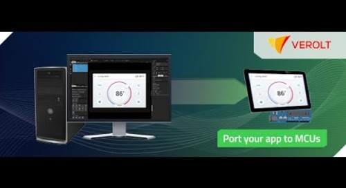 A Guide to porting Qt Quick applications to Microcontrollers using Qt for MCUs {On-demand webinar}