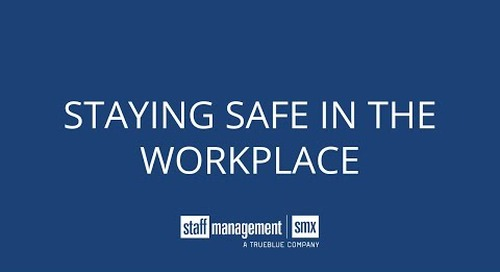 Stay Safe In the Workplace