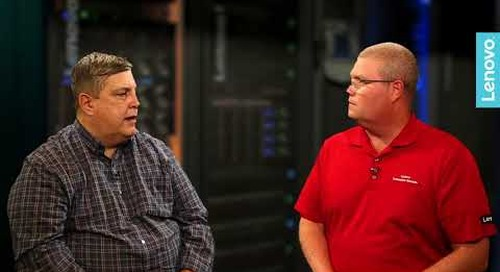 Lenovo Storage Presents: Ask the Expert about 1 Benchmark