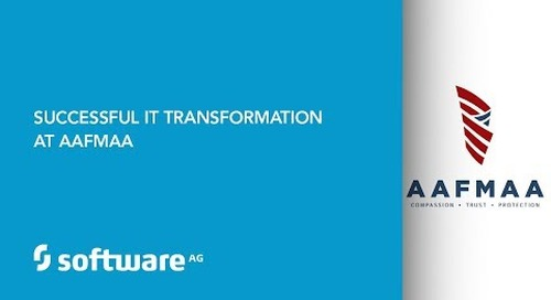 Successful IT transformation at AAFMAA