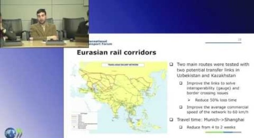 ITF International Freight Model Presentation
