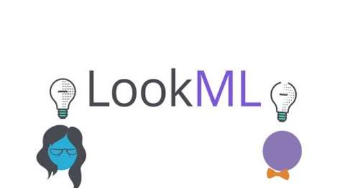 Defining the Language of Your Business with LookML