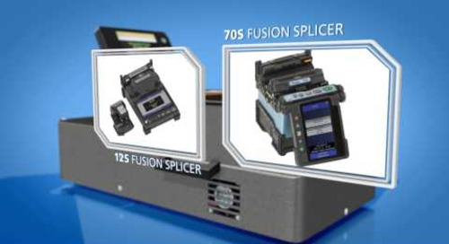 Fujikura APM101/102 Automatic Fiber Optic Preparation Machines