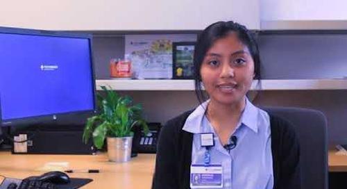 Adrianna - Providence School Outreach Intern