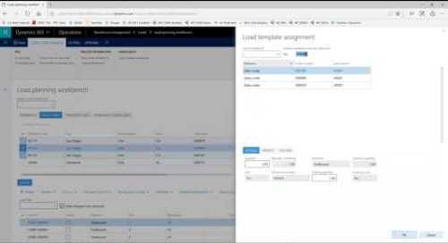 How to Manually Consolidate Multiple Loads into One: Dynamics 365 for Operations