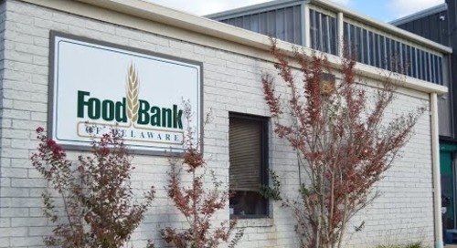 Food Bank of Delaware Packs a Major Punch