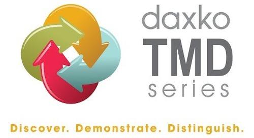What's a Daxko TMD?