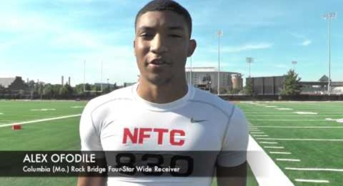 Alex Ofodile Interview