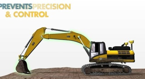 Trimble Earthworks: Automatic Excavator Control