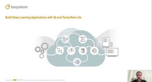 Build Deep Learning Applications with Qt and Tensorflow Lite – Dev/Des 2021