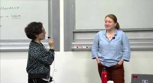 Stanford CS224N: NLP with Deep Learning   Winter 2019   Lecture 19 – Bias in AI