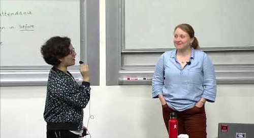 Stanford CS224N: NLP with Deep Learning | Winter 2019 | Lecture 19 – Bias in AI