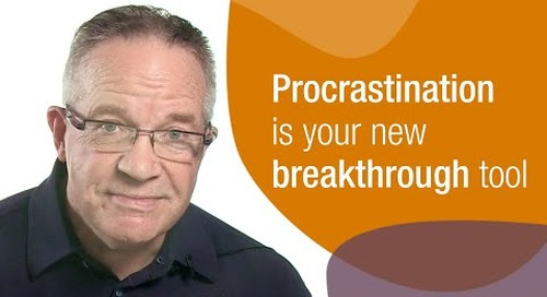 What's The Real Reason For Procrastination?