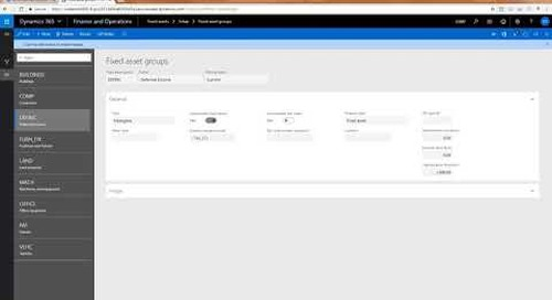 Q&A Series: Can you use fixed assets to handle deferred income in Dynamics 365FO?
