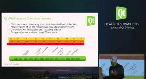 QtWS15- Qt's Web Offering-  An Overview, Allan Jensen, The Qt Company