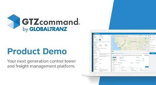 GTZcommand® Training Video - LTL Management