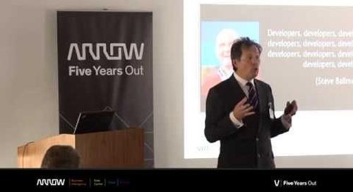 Chris De Vere, vCloud Hybrid Service, VMware EMEA