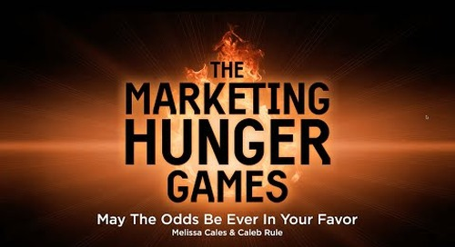The Marketing Hunger Games (B2BSMX 2020, REVTalks)