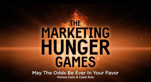 The Marketing Hunger Games (B2BSMX 2020, REVTalks)