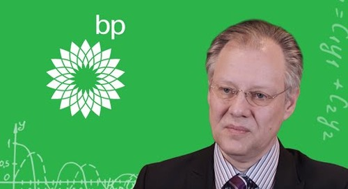 How PROS Improved BP Automated System Processes