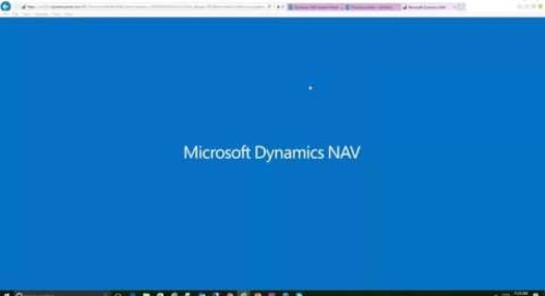 Self-Service Portal for Dynamics NAV: Part 3 Integration with Dynamics NAV