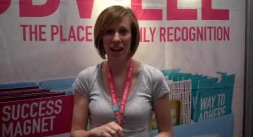 Baudville Recognition Ideas at ASTD 2010