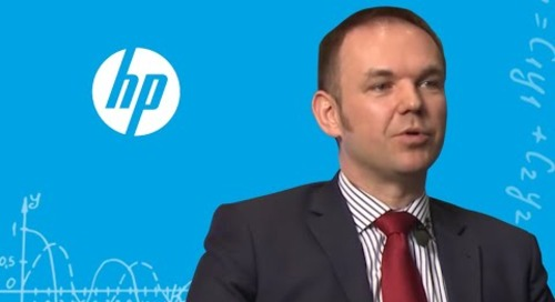 HP's Data Analytics with PROS