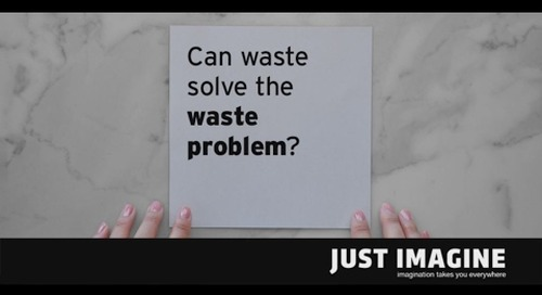 Can waste solve the waste problem?