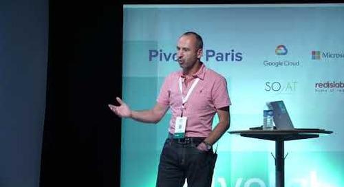Orange Session at Pivotal Paris