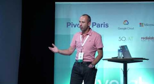 Orange Session at Pivotal Paris