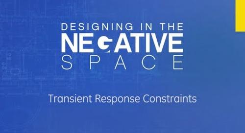 Transient Response Constraints
