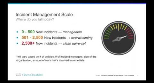 Driving Towards Zero: How to Achieve Successful Incident Management