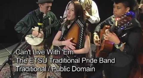 Bristol's Big Room - ETSU Traditional Pride Band